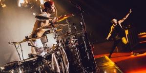 Twenty One Pilots et leur vidéo TOPxMM (The MUTEMATH sessions)
