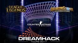 DreamHack Tours 2017 : inscriptions pour les premiers tournois LAN !