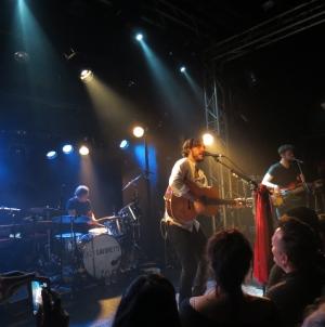 Une fin de tournée parisienne à la Flèche d'Or pour Jack Savoretti