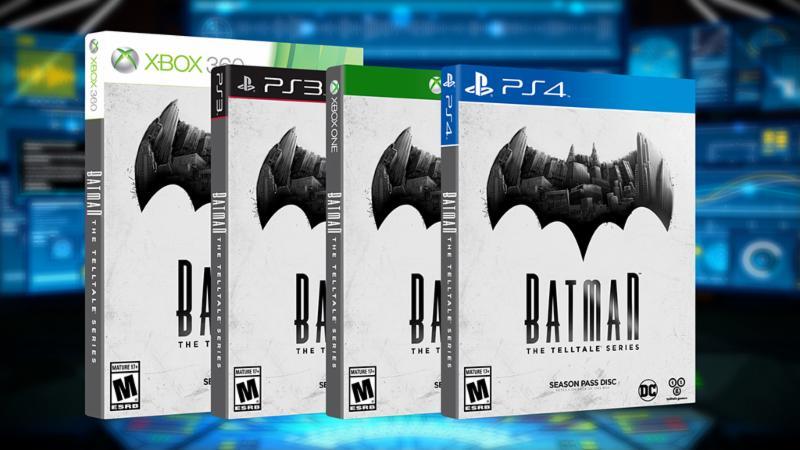 Batman Support