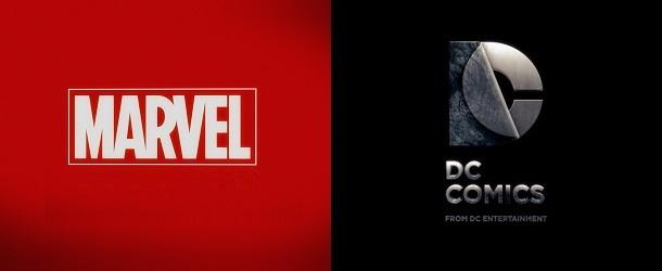 Comparatif des personnages DC Comics et Marvel
