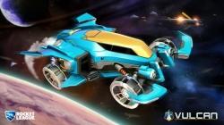La mise à jour de rocket league, Starbase Arc, dévoilée