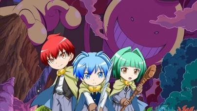 Koro Sensei Quest : date de diffusion dévoilée pour le spin-off !