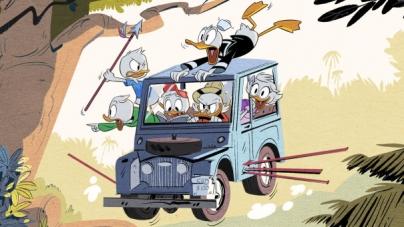 La Bande à Picsou : Disney XD dévoile les voix originales dans un mini-clip