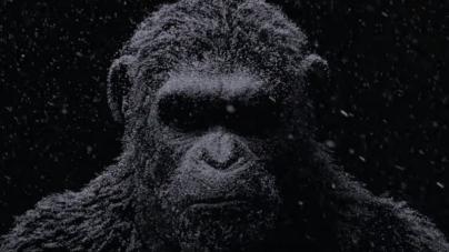 Première bande-annonce pour La planète des singes – suprématie