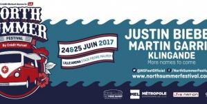 La Métropole Européenne Lilloise accueille le North Summer Festival!