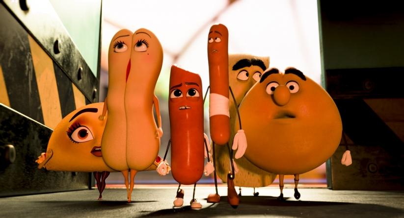 Après Love et La Vie d'Adèle, Promouvoir s'attaque à Sausage Party !