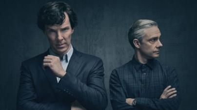Sherlock : 40 secondes énigmatiques de trailer pour la saison 4 !