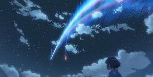 「 Kimi no na wa 」 : critique d'un voyage transcendant entre ciel et terre…