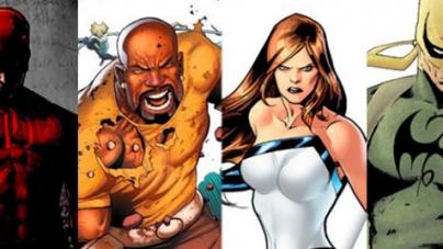 Un comics pour accompagner la future série The Defenders