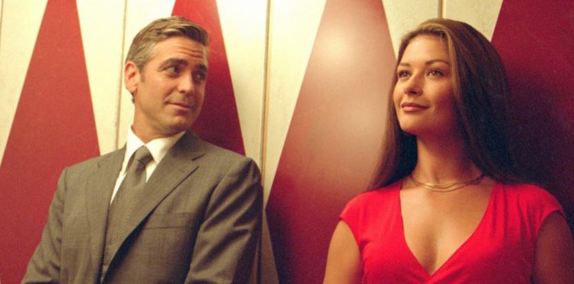 Clooney et Zeta-Jones
