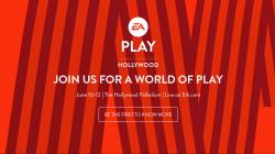 EA annonce EA PLAY 2017