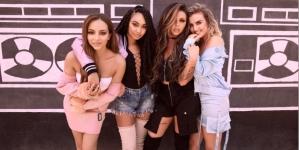 Little Mix : Découvrez «Touch», leur nouveau clip !