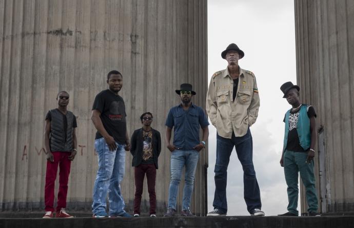 Jupiter & Okwess pimentent la musique africaine avec Kin Sonic