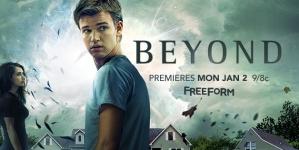 Beyond : la série de Freeform décroche déjà une deuxième saison !