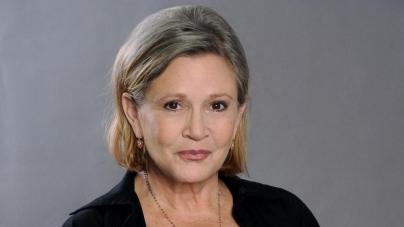 Carrie Fisher ne sera pas recréée numériquement !
