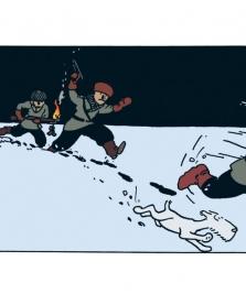 Tintin au pays des Soviets : critique de la colorisation !