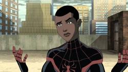 Spider-Man : un film d'animation et une série pour Miles Morales ?