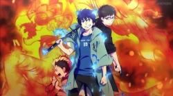 「 Ao no Exorcist : Kyoto Fujō Ō-hen 」 : enfin le retour des jumeaux exorcistes !