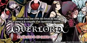 Overlord : une plongée dans le monde d'Yggdrasil avec le premier volume !