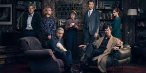 Sherlock est de retour en petite forme au 221b Baker Street