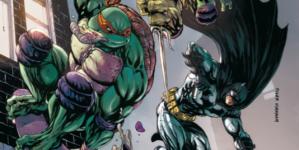 Batman & les Tortues Ninja chez Urban Comics : notre critique