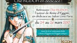 Chie Inudoh (Reine d'Egypte) de passage en France en mars !