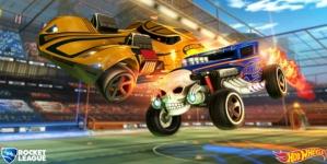 Rocket League : Psyonix et Hot Wheels partenaires !