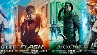Arrow-Verse : un vrai crossover entre les quatre séries l'année prochaine ?