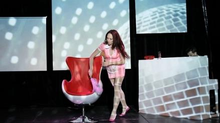 Mon Gainsbourg à moi par Mademoiselle A au théâtre Trévise