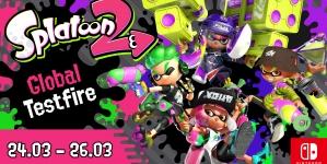 Un global testfire pour Splatoon 2 en mars sur Nintendo Switch !