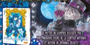 Les mémoires de Vanitas, le dernier titre de Jun Mochizuki chez Ki-oon !