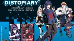 Distopiary : quand la dark fantasy s'invite chez Pika !