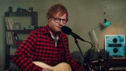 Ed Sheeran nous dévoile un nouvel extrait de son album Divide !