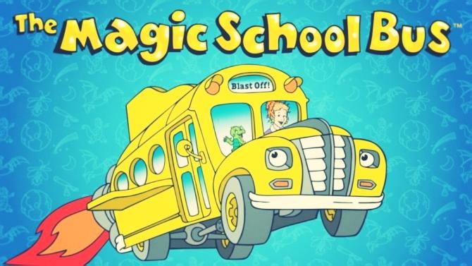 Netflix nous annonce la suite de la série animée Le Bus Magique !