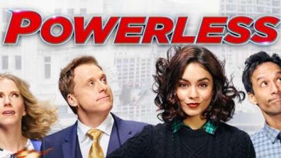 Powerless : notre critique du pilote de la nouvelle comédie de NBC