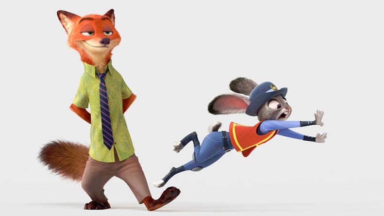 L'Oscar 2017 du meilleur film d'animation: Zootopie