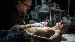 Le Mondial du Tatouage plus en forme que jamais
