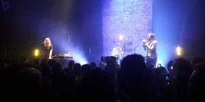 Report : concert de Kid Francescoli au Café de la Danse à Paris