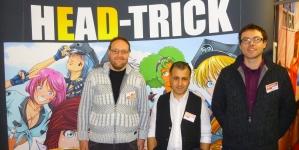 [Interview] Les auteurs de Head Trick à la Clermont Geek Convention !