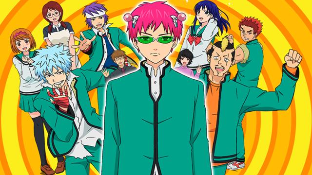 [ARTICLE][TOP 5] Les Mangas/Animes les plus drôles SAIKI-KUSUO-NO-PSI-NAN-TV-soanime