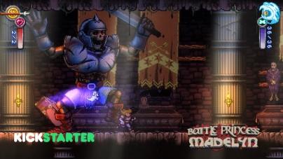 Premier regard sur la version Pré-alpha de Battle Princess Madelyn