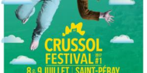 Crussol Festival: Une première édition le 8 et 9 juillet!