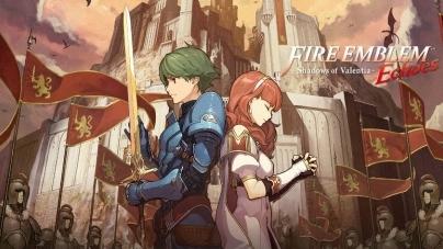 Fire Emblem Echoes sur Nintendo 3DS pour mai en France !