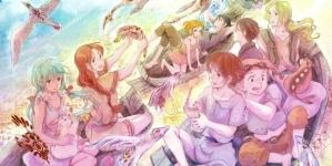 Les enfants de la baleine: Le manga adapté en anime !