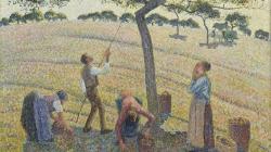 Exposition Pissarro – la simplicité et le travail au centre