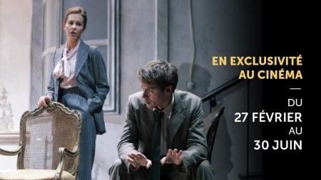 Le Misanthrope: découvrez la Comédie Française au cinéma
