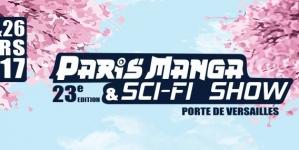 Les invités japonais de Paris manga 23 ème édition !