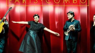 Paris Combo lance sa nouvelle tournée mondiale avec l'album Tako Tsubo