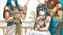 Reine d'Egypte : un voyage au pays des pharaons organisé par Ki-oon !